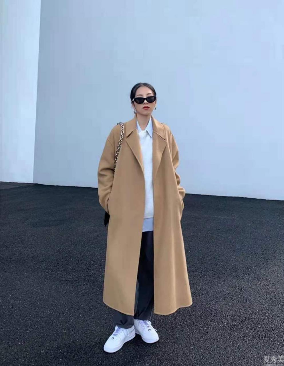 2021春季大衣如何穿搭漂亮