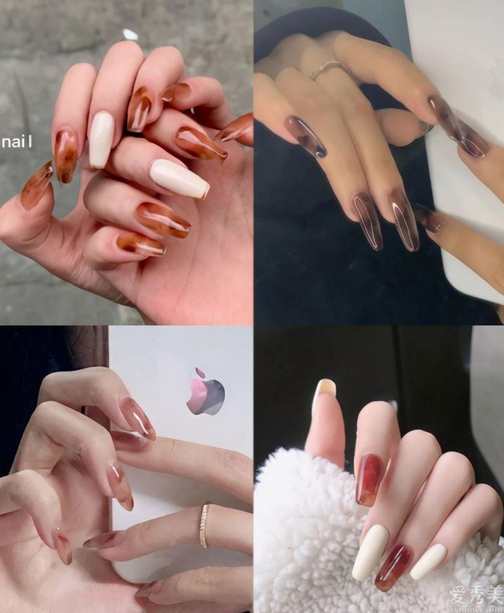 新年美甲——新的一年,我想連手指甲都好看