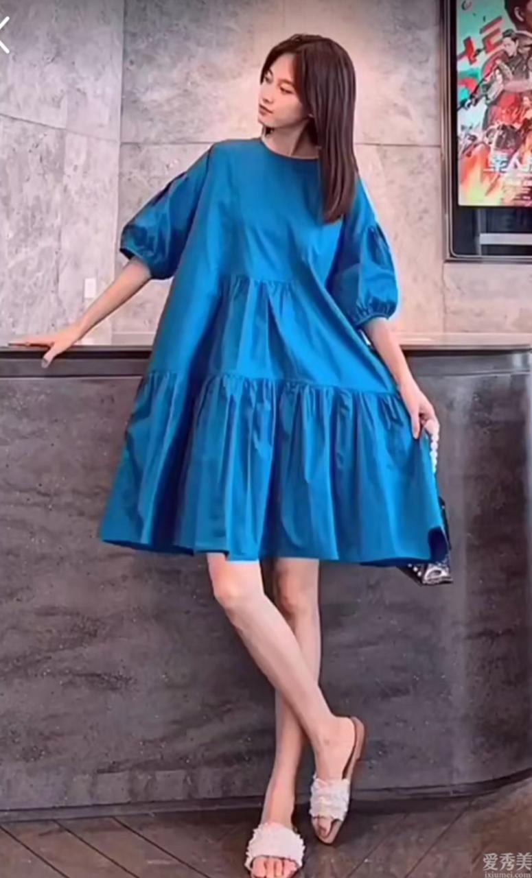 微胖女人要繞開這四條長裙