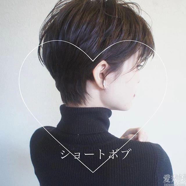 日本女孩共享的氣質發型,2021年那麼剪發,清新又當然