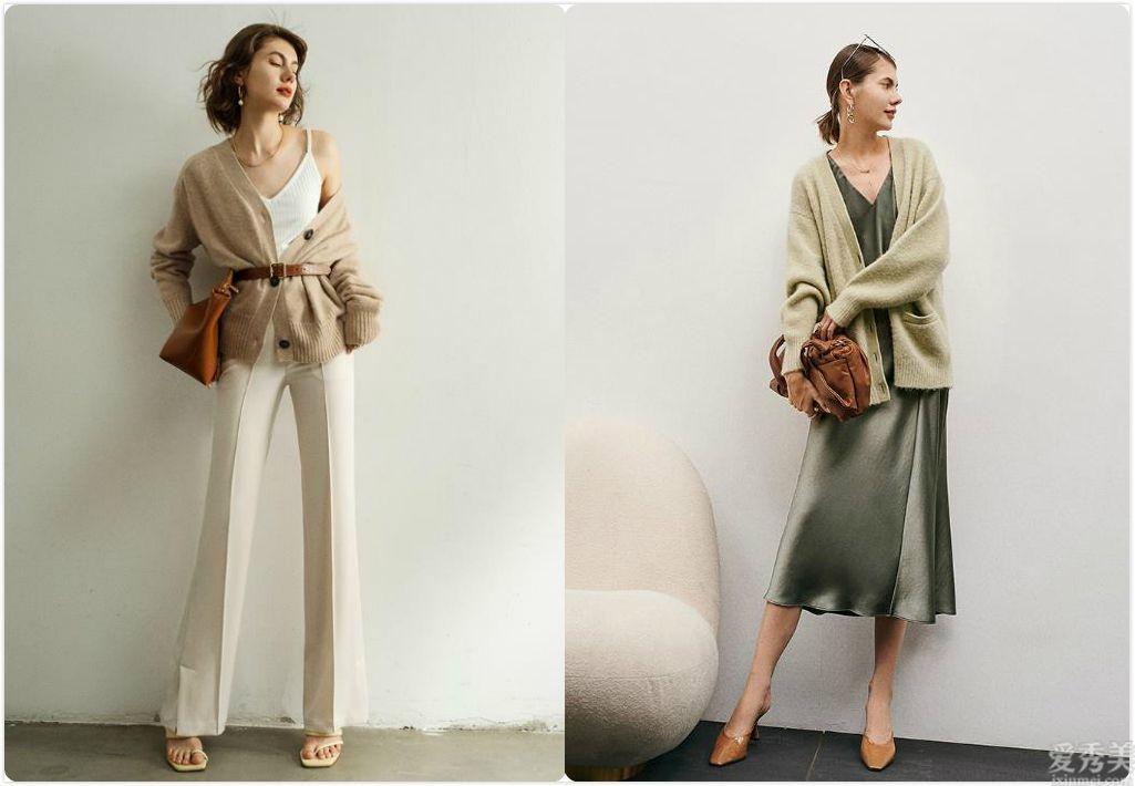 女人別穿得花裡胡哨,簡約風穿搭,基本款的服飾也可以穿出高級感
