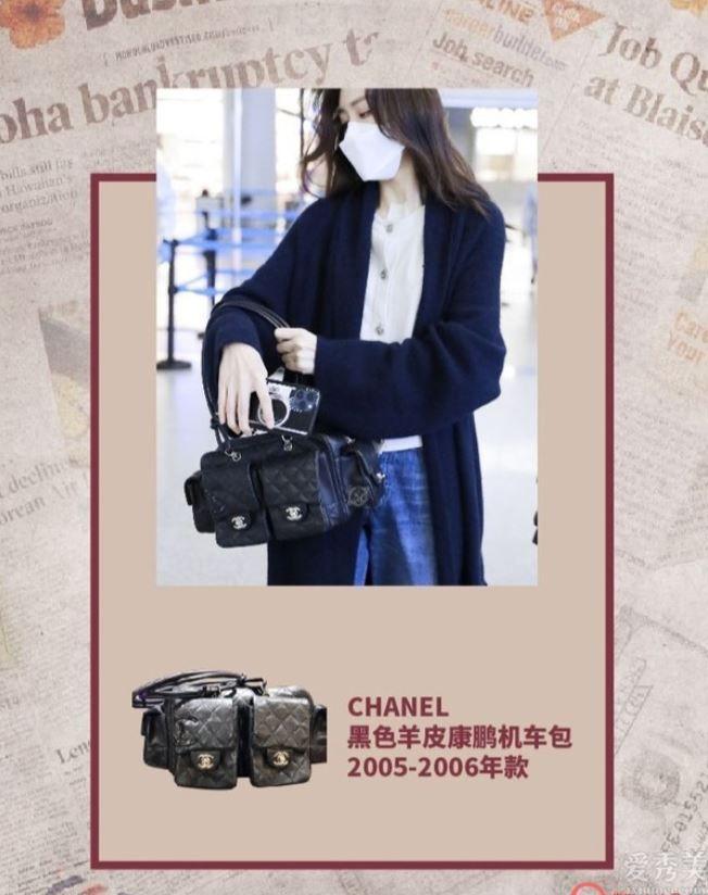 浪姐2熱播,看過王鷗的Vintage包櫃立刻化身青檸檬王