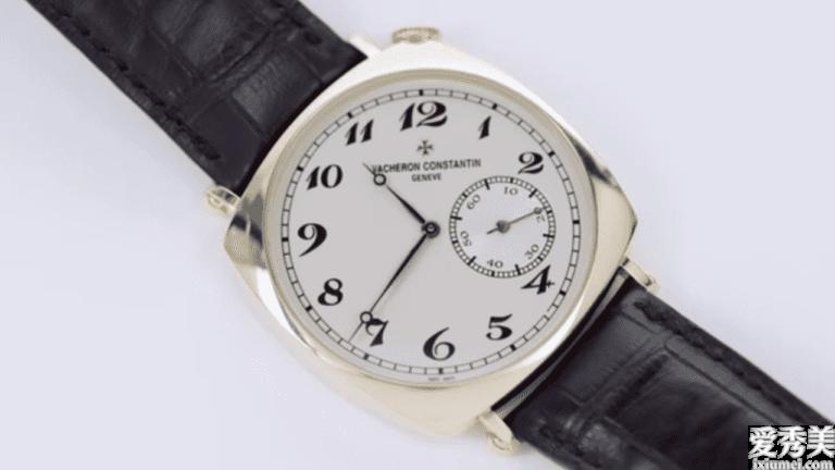 6款矩形奢華手表