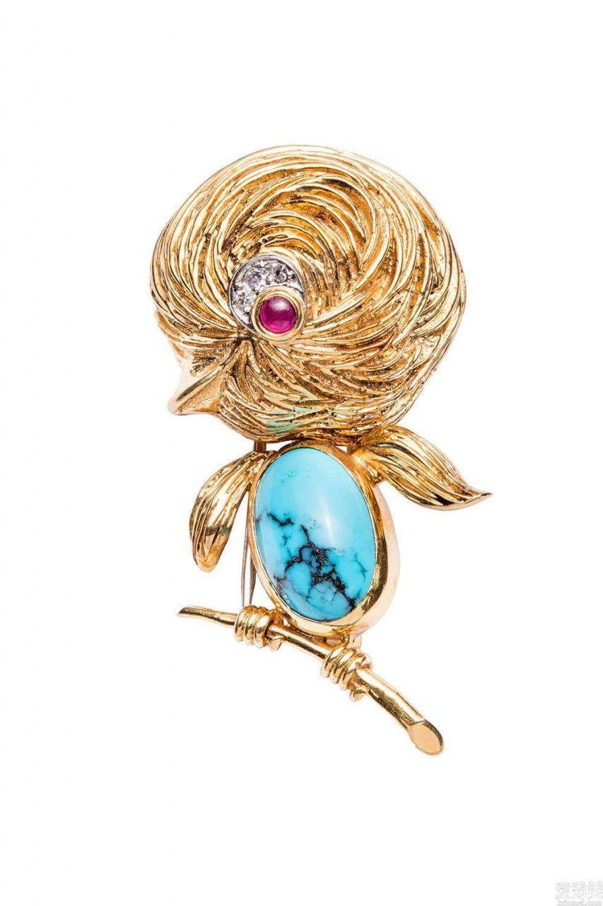 近百年珠寶世傢的加工工藝承傳——梵克雅寶