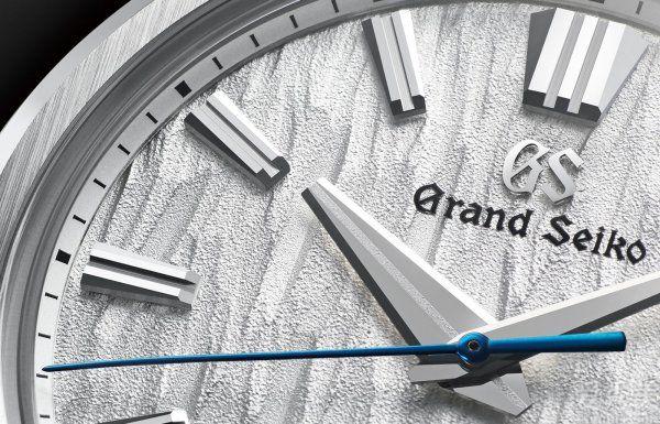 GrandSeiko發佈全新升級白樺SLGH005腕表