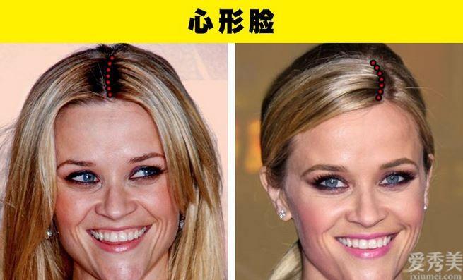 依據6種不一樣的臉型,你可以為自己挑選的發型