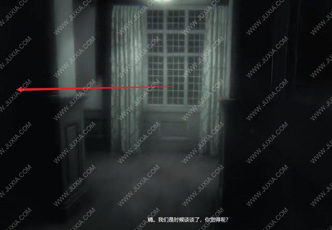 層層恐懼攻略自焚結局第一章怎麼過 隱藏門在哪