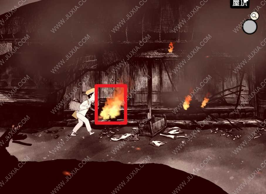 UnfoldedCamelliaTales攻略第一章下怎麼過 怎麼撲滅火