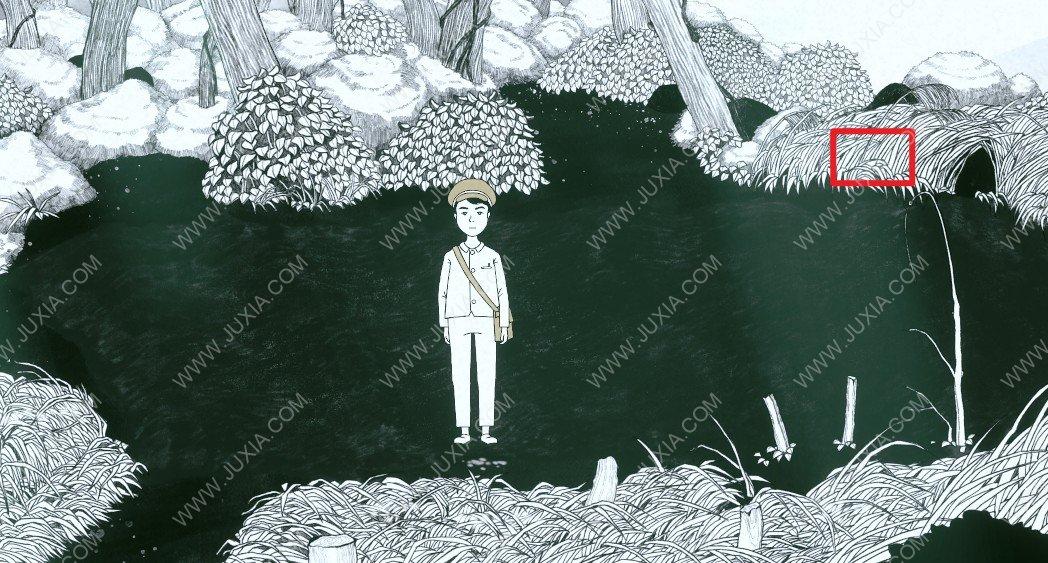 UnfoldedCamelliaTales攻略第二章中怎麼過 揭秘山茶花的故事小女孩在哪裡