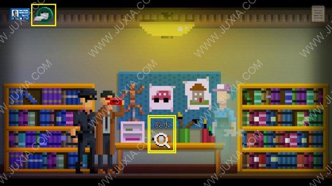 黑暗偵探第二關圖書館魔咒攻略 thedarksidedetective遊戲密室在那裡