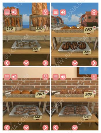 逃脫遊戲新鮮面包店攻略圖文下 新鮮面包店大門的密碼是什麼