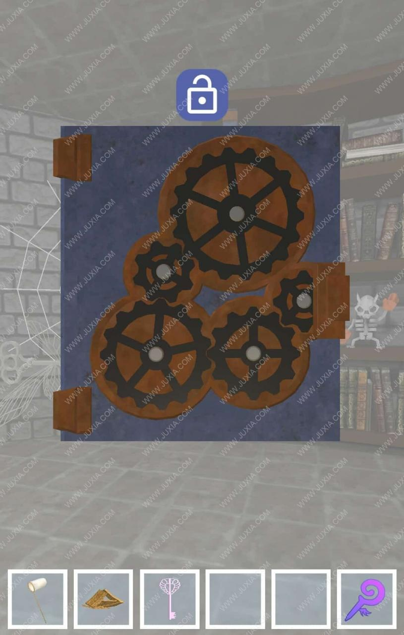 逃脫遊戲龍與巫師之塔攻略圖文第一部分 龍與巫師之塔遊戲攻略詳解