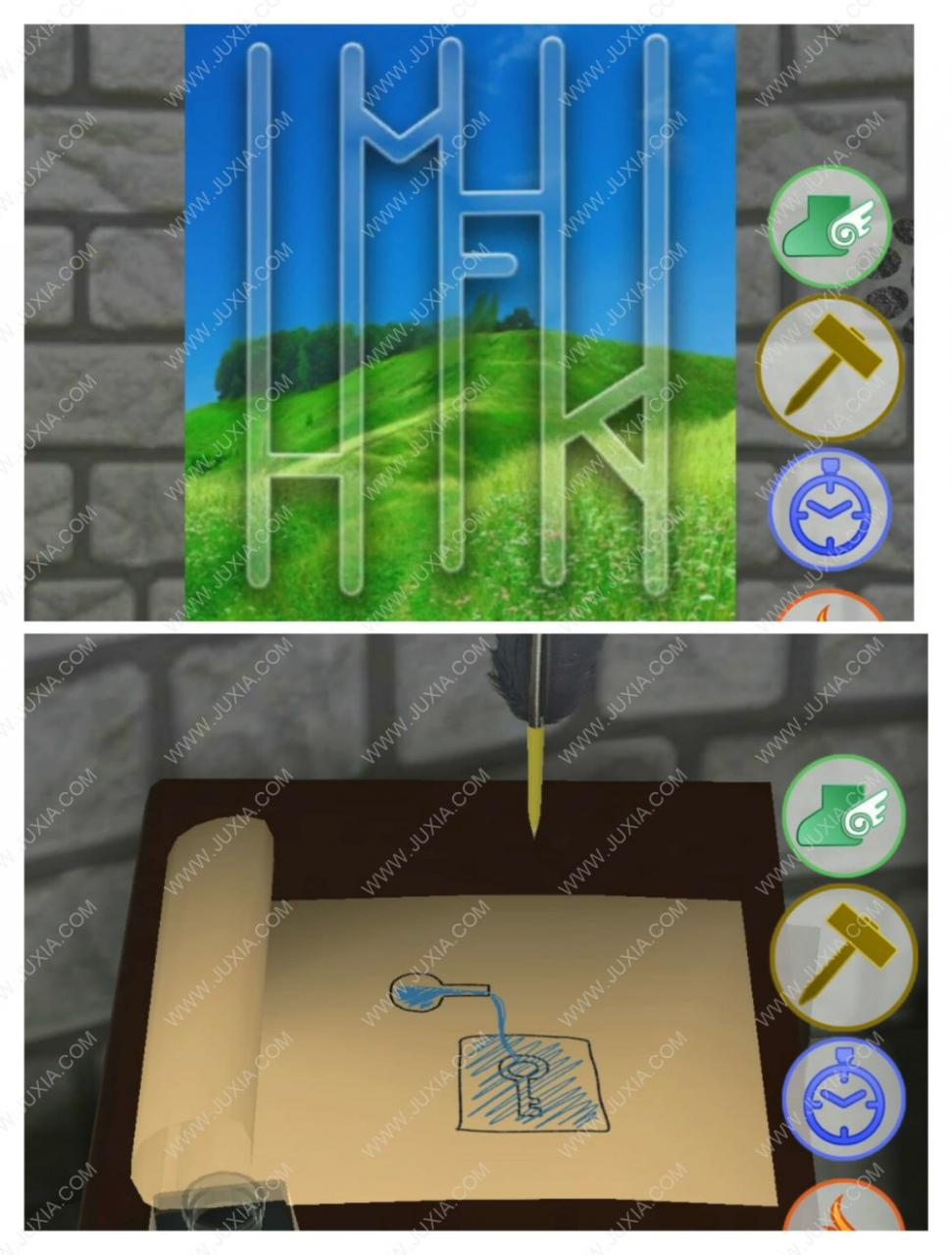 龍與巫師之塔通關攻略二 EscapeGame遊戲攻略詳解