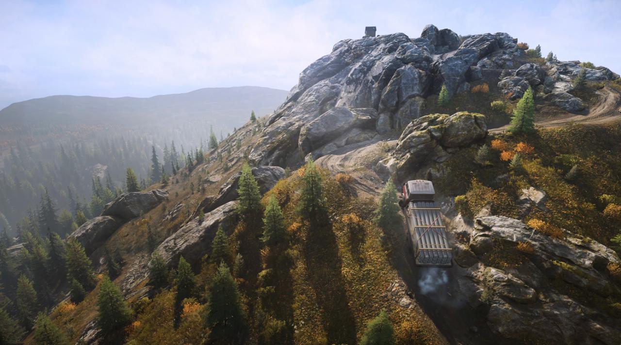 《雪地奔馳》將於5月18日登陸Steam以及Windows 商店觀看預告片,準備好征服荒野!