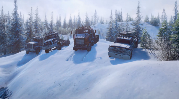 """《雪地奔馳》今日在Steam和Nintendo Switch上發佈 同時推出遊戲""""新邊界""""的擴展內容,並透露瞭發售後支持的第二年內容"""