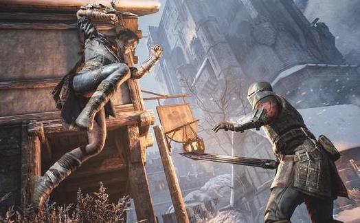 綠林俠盜PC發售將支持光追 遊戲會在後續進行更新追加DLSS