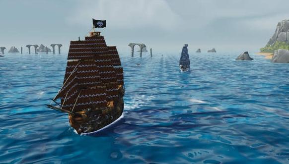 海洋之王Steam預購將開啟特價 讓我們在海盜世界裡進行尋寶冒險
