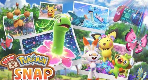 New寶可夢隨樂拍獲得IGN8分評價 讓玩傢輕松愉悅體驗寶可夢世界