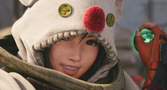 最終幻想7重制版總監談關於尤菲人設 一位喜歡特立獨行的少女
