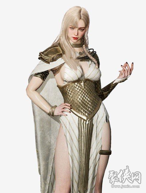 奧丁神叛有大量黑絲大長腿姐姐出現 角色預告片引爆遊戲圈