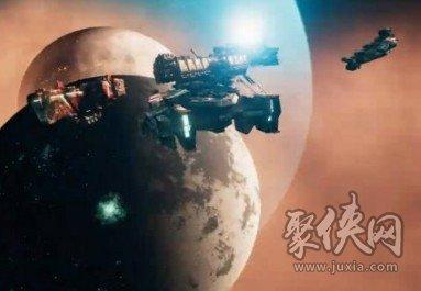 墜落邊界12月份搶先提霰 在宇宙當中征戰四方