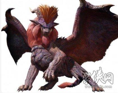 怪物獵人崛起5種心怪物全介紹 官方放出高清大圖