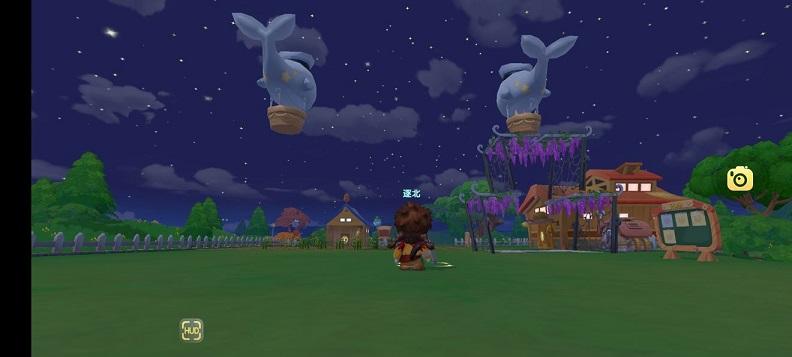 摩爾莊園手遊怎麼在空中搭花架 空中花園建造方法