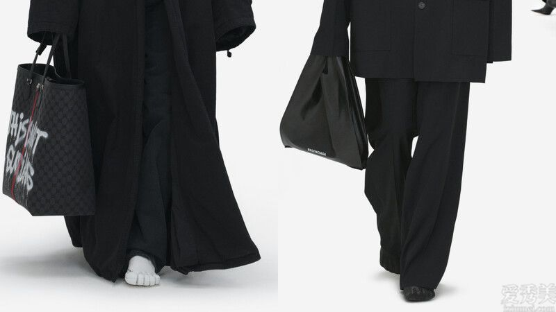 Balenciaga2022春夏季大秀:老花包、全新升級輪廓沙漏包6大亮點帶你看看